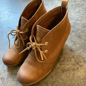 Sperry Leather Bootie